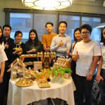 SW Team IN House   Organizes activities to introduce products and services. In addition, We also have Cocktail food for thank you for trusting customers of SW Siam Woodland.